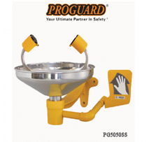 Bồn rửa mặt khẩn cấp PROGUARD/ MALAYSIA PG 5050SS
