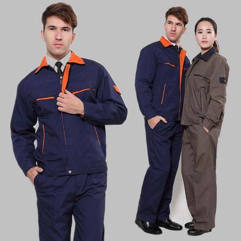Quần áo BHLĐ may theo thiết kế 02