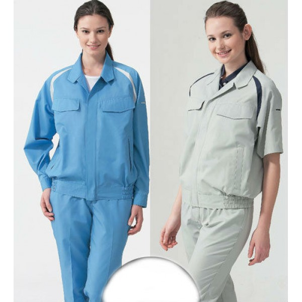 Quần áo BHLĐ may theo thiết kế 01